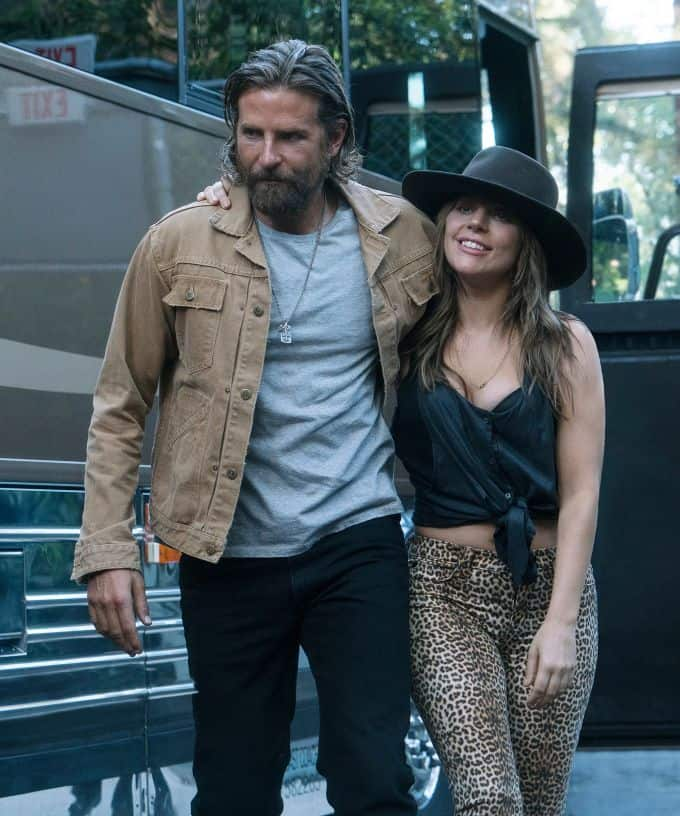 Bradley Cooper and Lady Gaga, A Star Is Born Movie